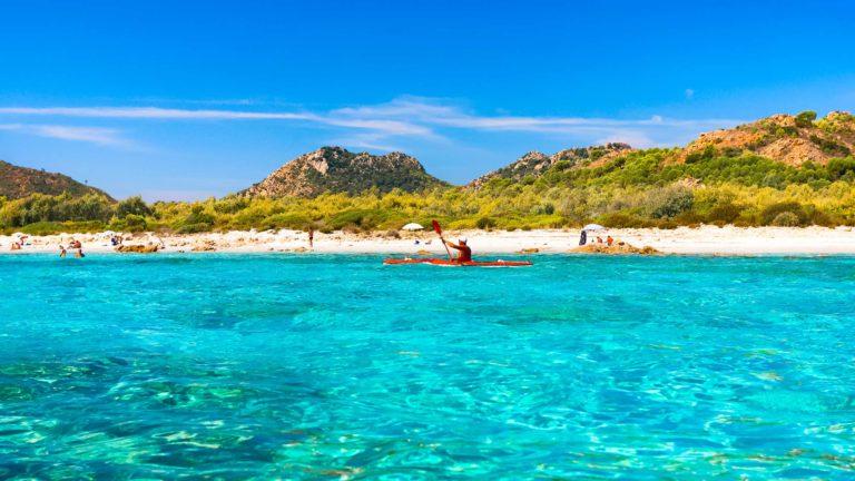 Escursione in 4×4 alle spiagge più belle: Biderosa e Capo Comino