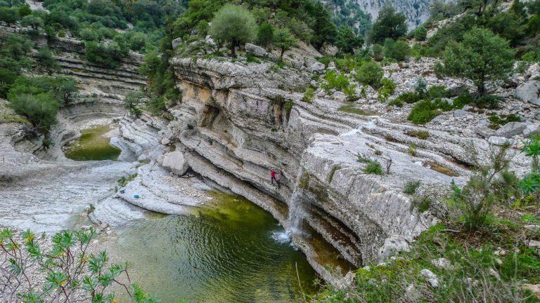 Trekking tour to the waterfall of Sa Giuntura (Urzulei)